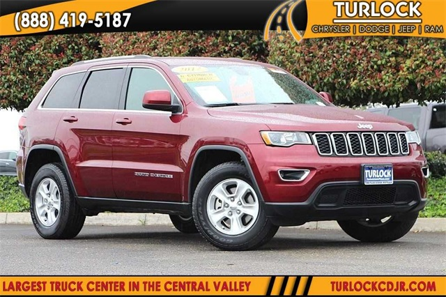 Amazing Certified Pre Owned 2017 Jeep Grand Cherokee Laredo