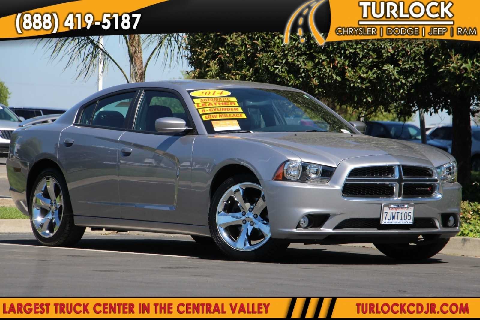 Certified Pre-Owned 2014 Dodge Charger SXT Plus