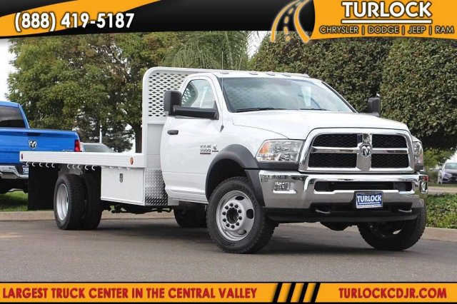 Dodge Ram 5500 >> New 2018 Ram 5500 Chassis Cab Tradesman Regular Cab In Turlock