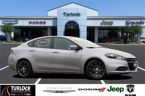 Certified Pre-Owned 2015 Dodge Dart SE