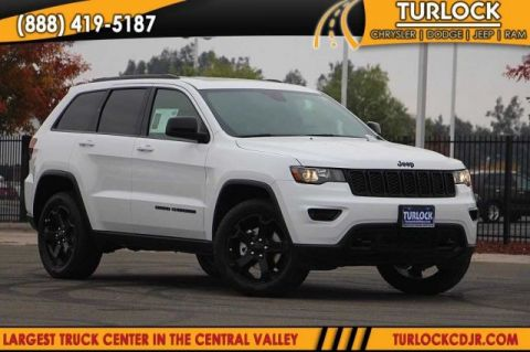 New 2019 JEEP Grand Cherokee Upland