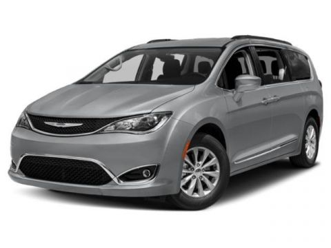 Certified Pre-Owned 2018 Chrysler Pacifica Touring L