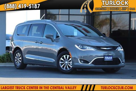 New 2020 CHRYSLER Pacifica Hybrid Hybrid Touring L 35th Anniversary